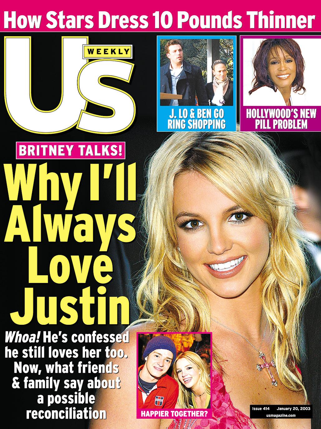 Britney Talks!