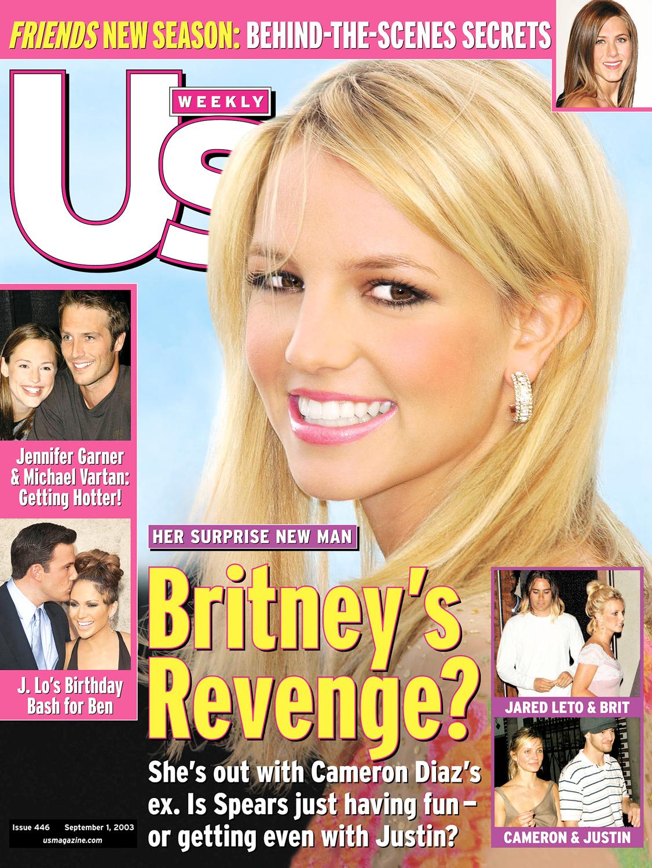 Britney's Revenge?