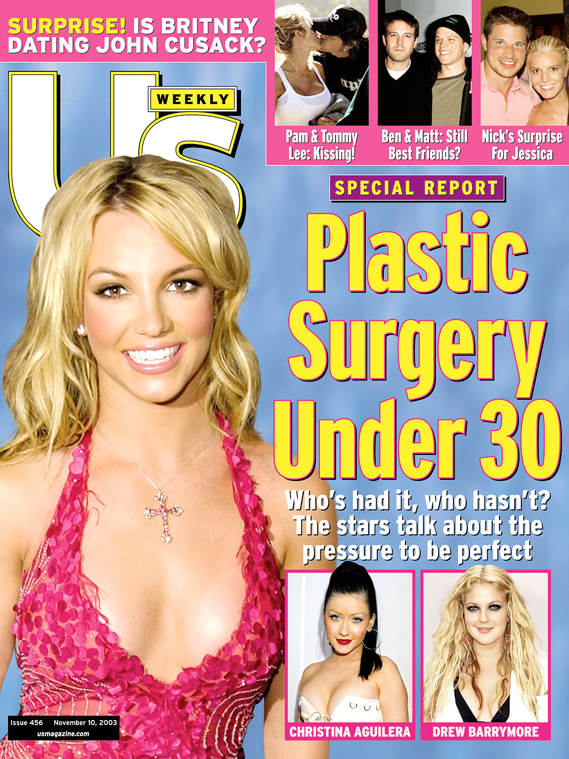 Special Report: Plastic Surgery Under 30 -- Who's Had It, Who Hasn't?