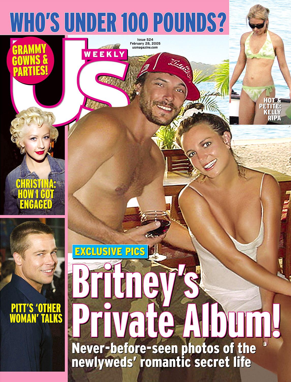 Exclusive Pics: Britney's Private Album!