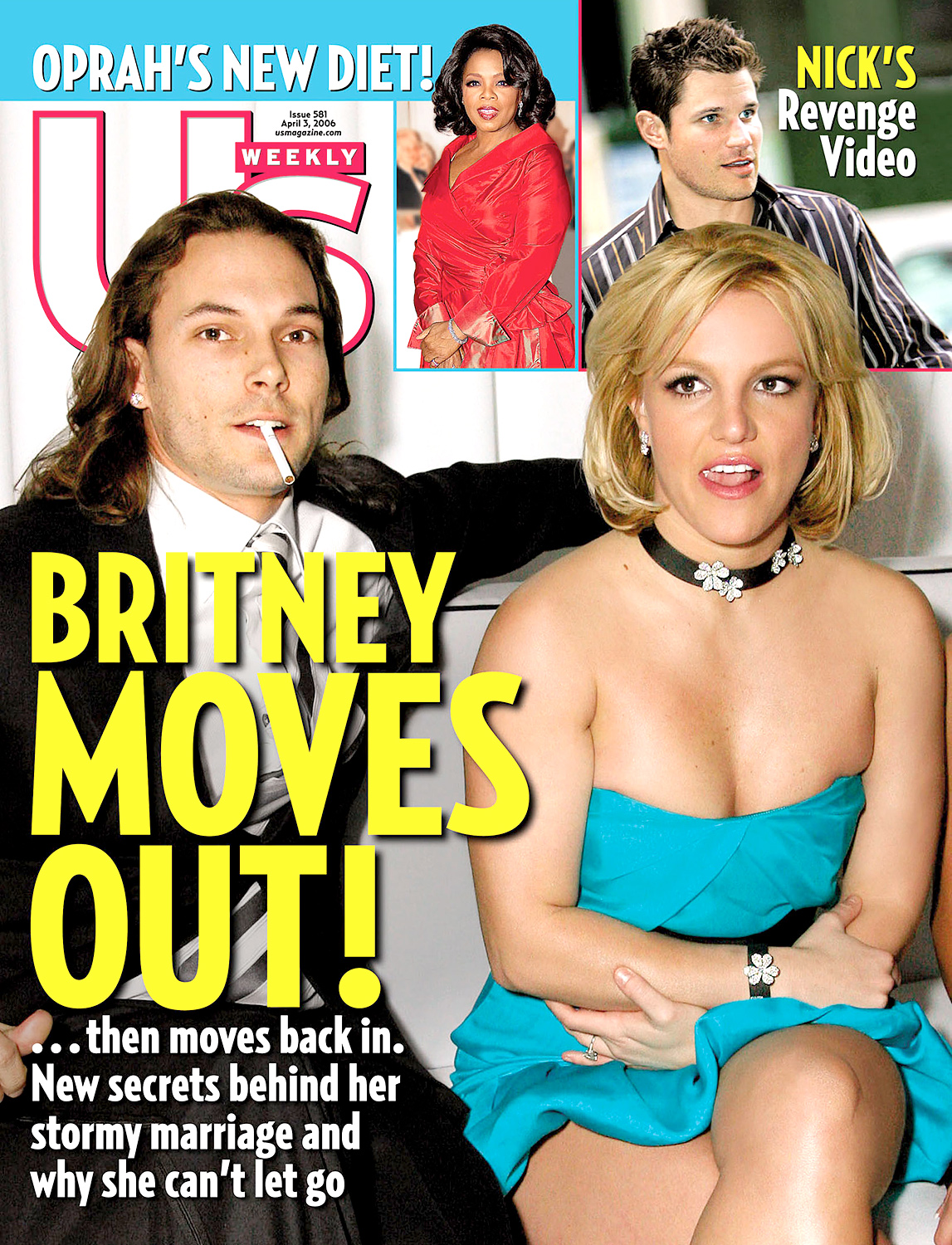 Britney Moves Out!