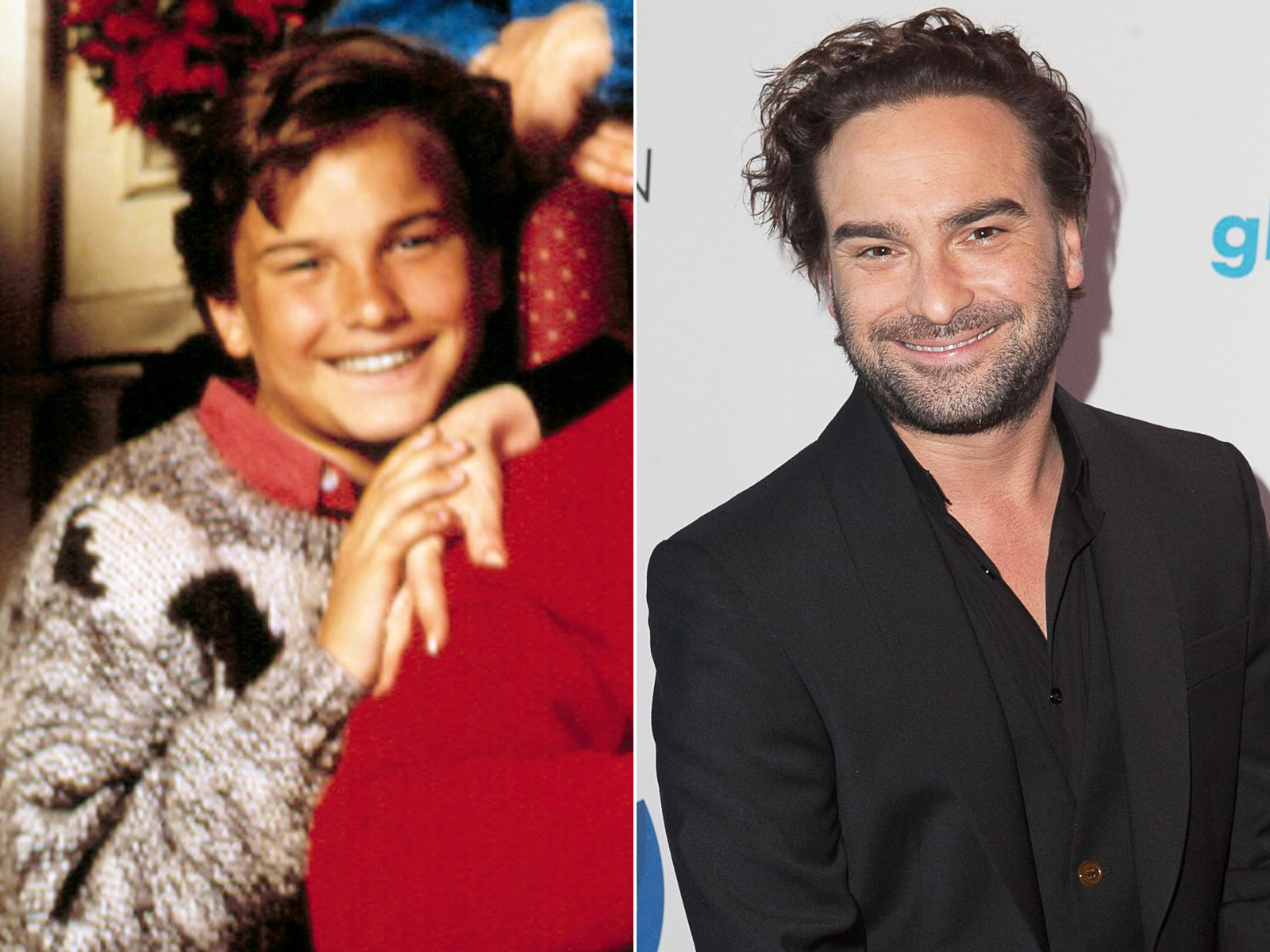 Holiday Movie Stars: Then & Now! - Us Weekly