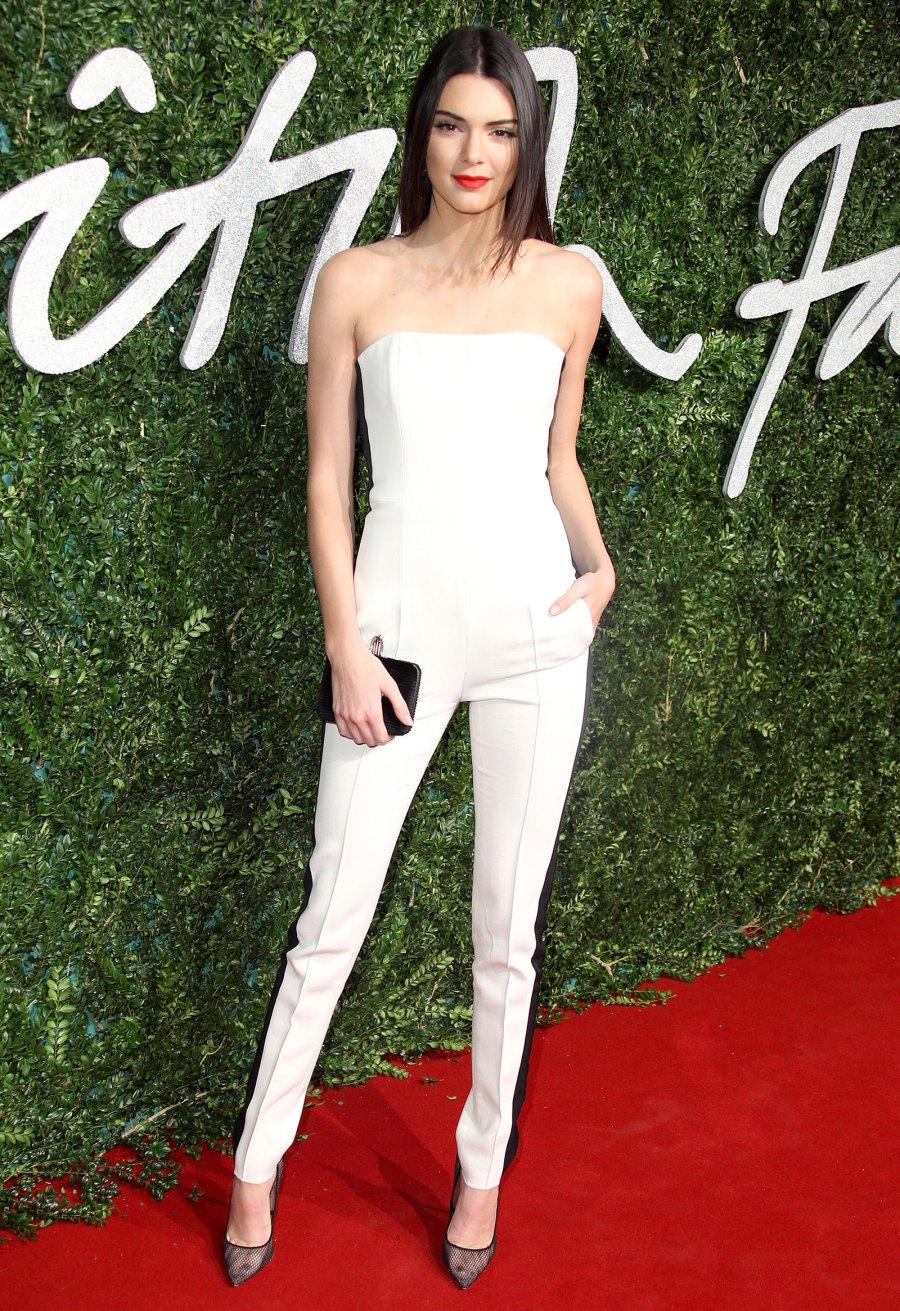 27+ Kendall Jenner Red Carpet Fashion Pics