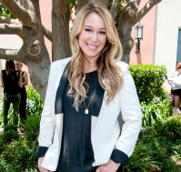 Haylie Duff is pregnant!