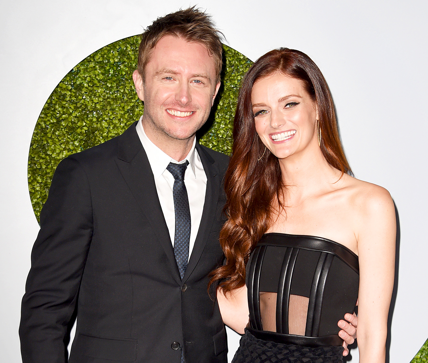 Lydia Hearst Dating Chris Hardwick See Their PDA Picture