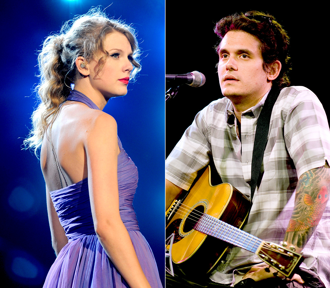 Taylor Swift's Song Lyrics: Celebrities Featured in Her Songs
