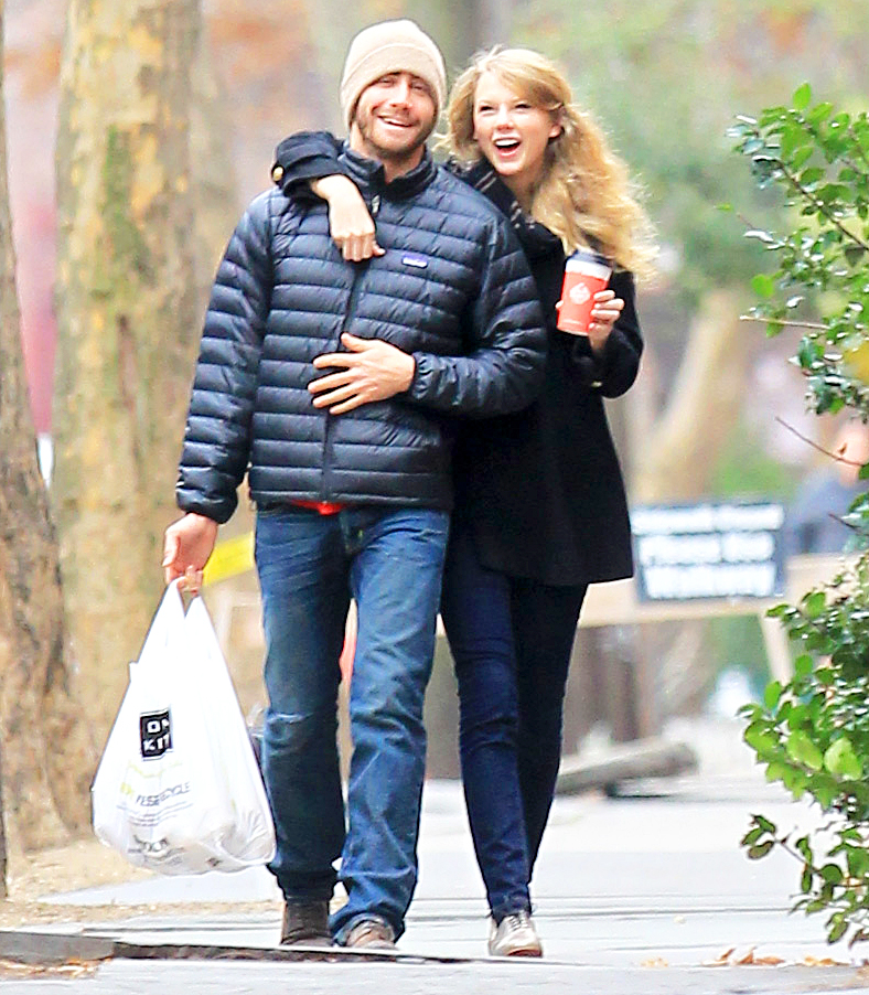 """After a whirlwind two-month romance, multiple sources told Us Swift was completely blindsided when Jake Gyllenhaal dumped her just before New Year's in 2010. """" Jake just told her it wasn't working out ,"""" one insider said."""