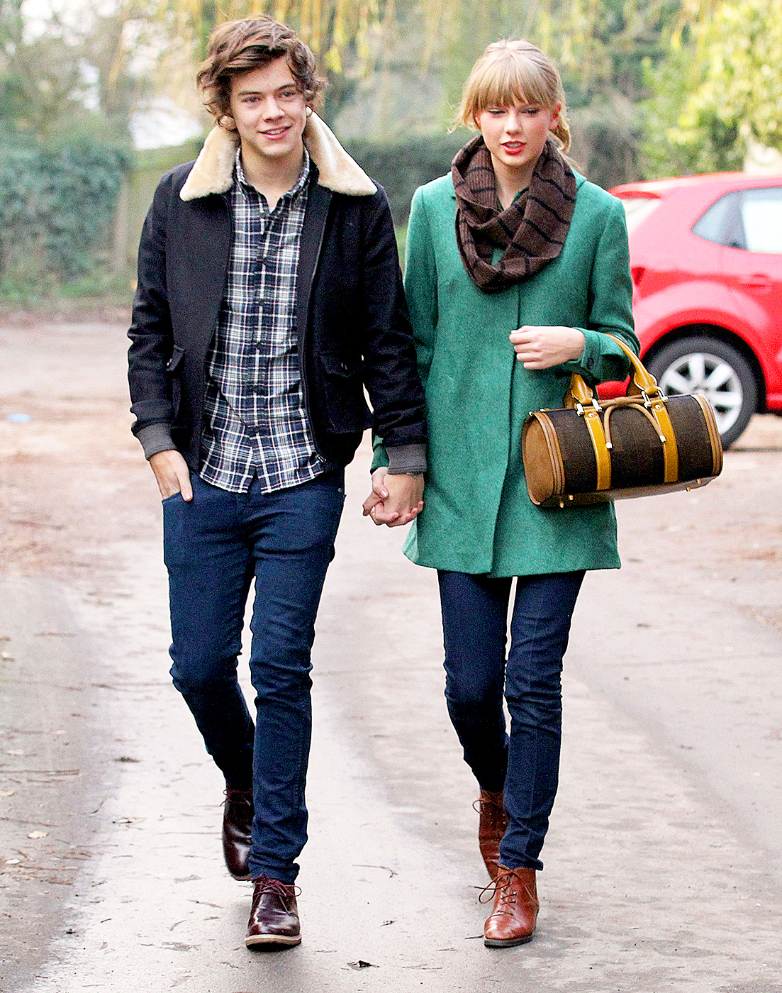 After months of speculation, the One Direction heartthrob was first spotted out with Swift at the Central Park Zoo in December 2012. The romance was short-lived, as a blow-up fight during a holiday getaway led to a split in early 2013 .