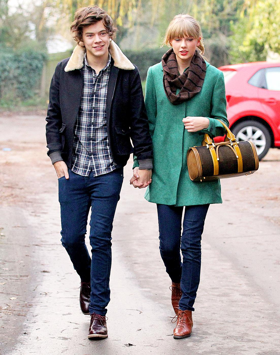 Taylor ønsker og date prins Harry.