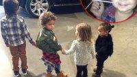 Kim Kardashian took Mason out to celebrate his 5th birthday