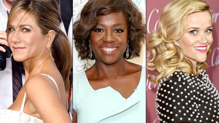 Jennifer Aniston, Viola Davis and Reese Witherspoon