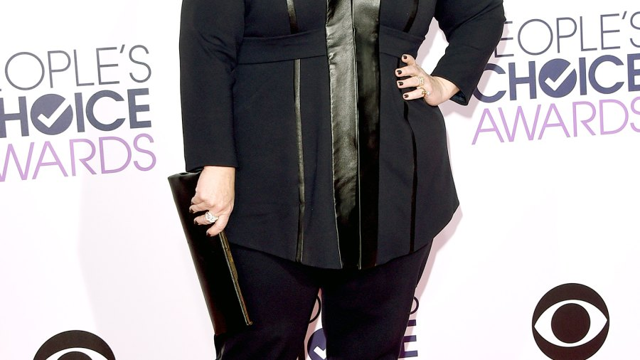 Melissa McCarthy at The 41st Annual People's Choice Awards on Jan. 7.