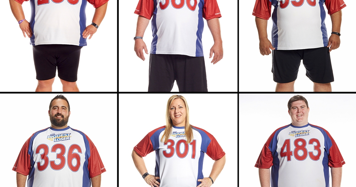 After 'The Biggest Loser,' Their Bodies Fought to Regain ...