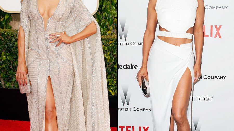 Jennifer Lopez at the 2015 Golden Globes and After Party