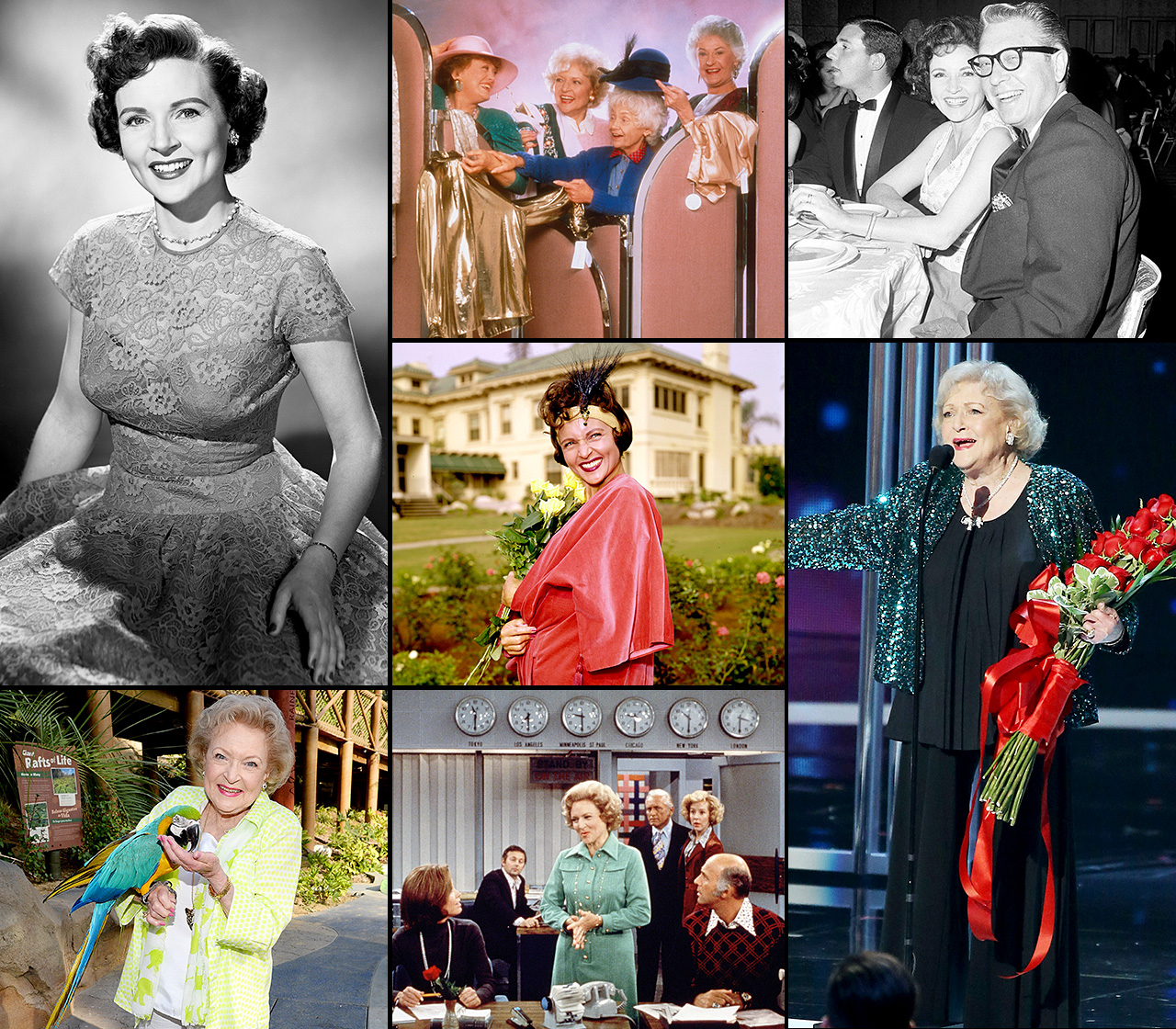 All hail, Queen Betty! With a career spanning nearly eight decades and more than 100 TV and film credits to her name, Betty White is one of the most recognized names in entertainment.