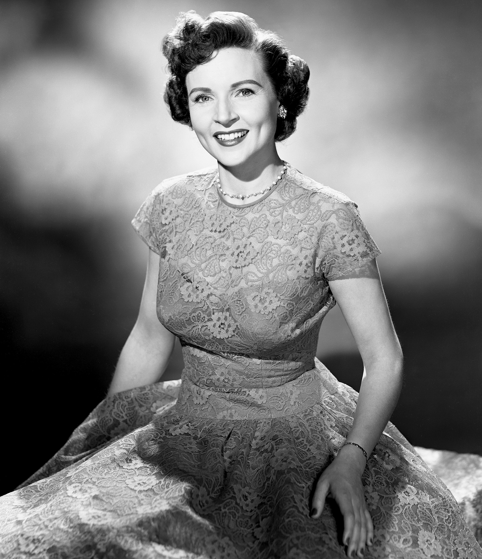 "Betty Marion White was born in 1922 in Oak Park, Illinois, and was once told by movie studios that she was too ""unphotogenic"" to land a role in Hollywood. So she turned her focus to radio where she got her start reading commercials and voicing parts."