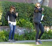 Jennifer Garner and Helen Hunt