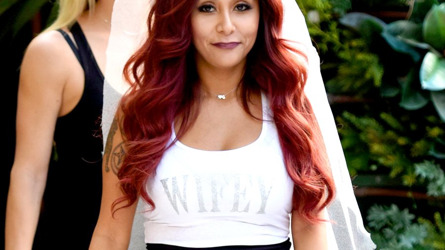 Snooki becoming an ordained minister
