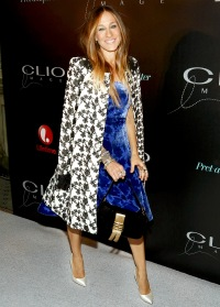 Sarah Jessica Parker at the 2014 CLIO Image Awards at The Pierre Hotel