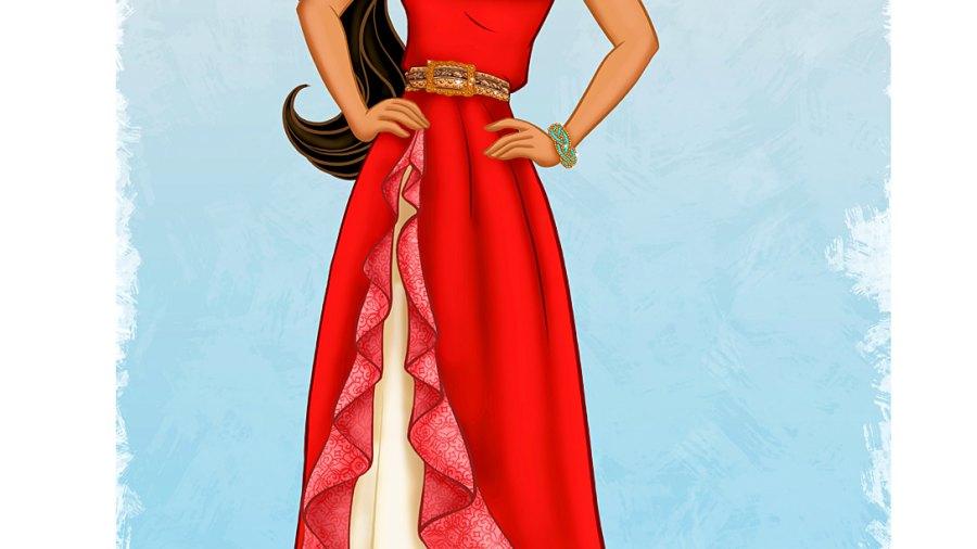 Disney Princess Elena of Avalor