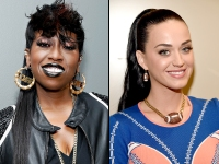 Missy joining Katy for the Super Bowl halftime show