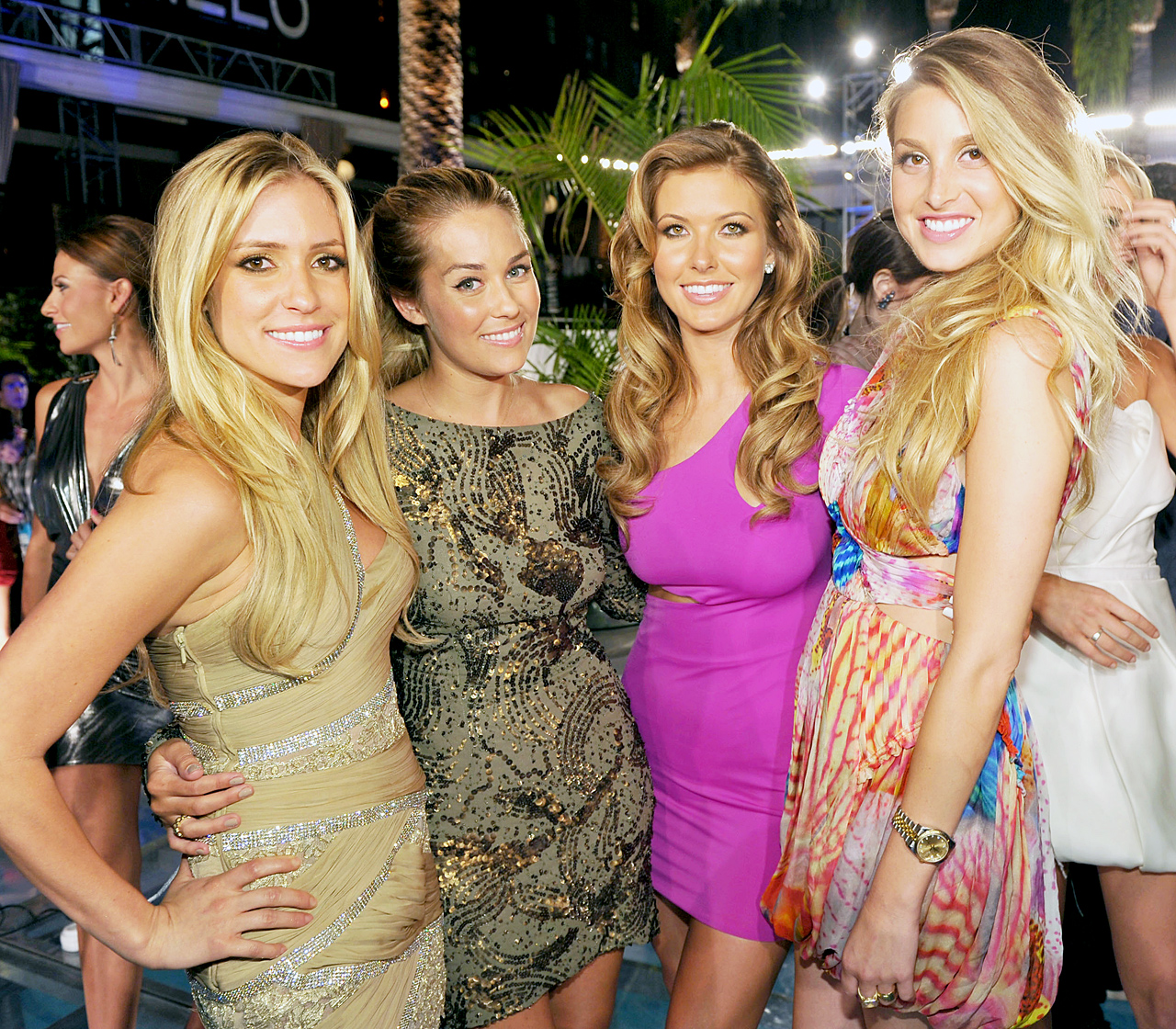 "The rest is being rewritten! Nearly 10 years after The Hills went off the air in 2010, MTV announced in August that the reality show is getting a reboot with most of its original stars, including Heidi Montag , Spencer Pratt , Audrina Patridge , Stephanie Pratt , Brody Jenner , Jason Wahler , Whitney Port , Justin ""Bobby"" Brescia and Frankie Delgado — plus a new faces as well."