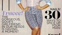 Tracee Ellis Ross on the March 2015 cover of Essence magazine.