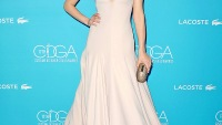 Emmy Rossum at the 17th Costume Designers Guild Awards on Feb. 17.