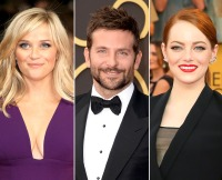 Emma Stone, Bradley Cooper, Reese Witherspoon