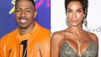 Nick Cannon and Nicole Murphy