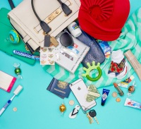 What's In My Bag Morena Baccarin