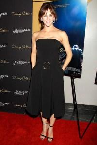 """Jennifer Garner at the """"Danny Collins"""" premiere on March 18, 2015."""