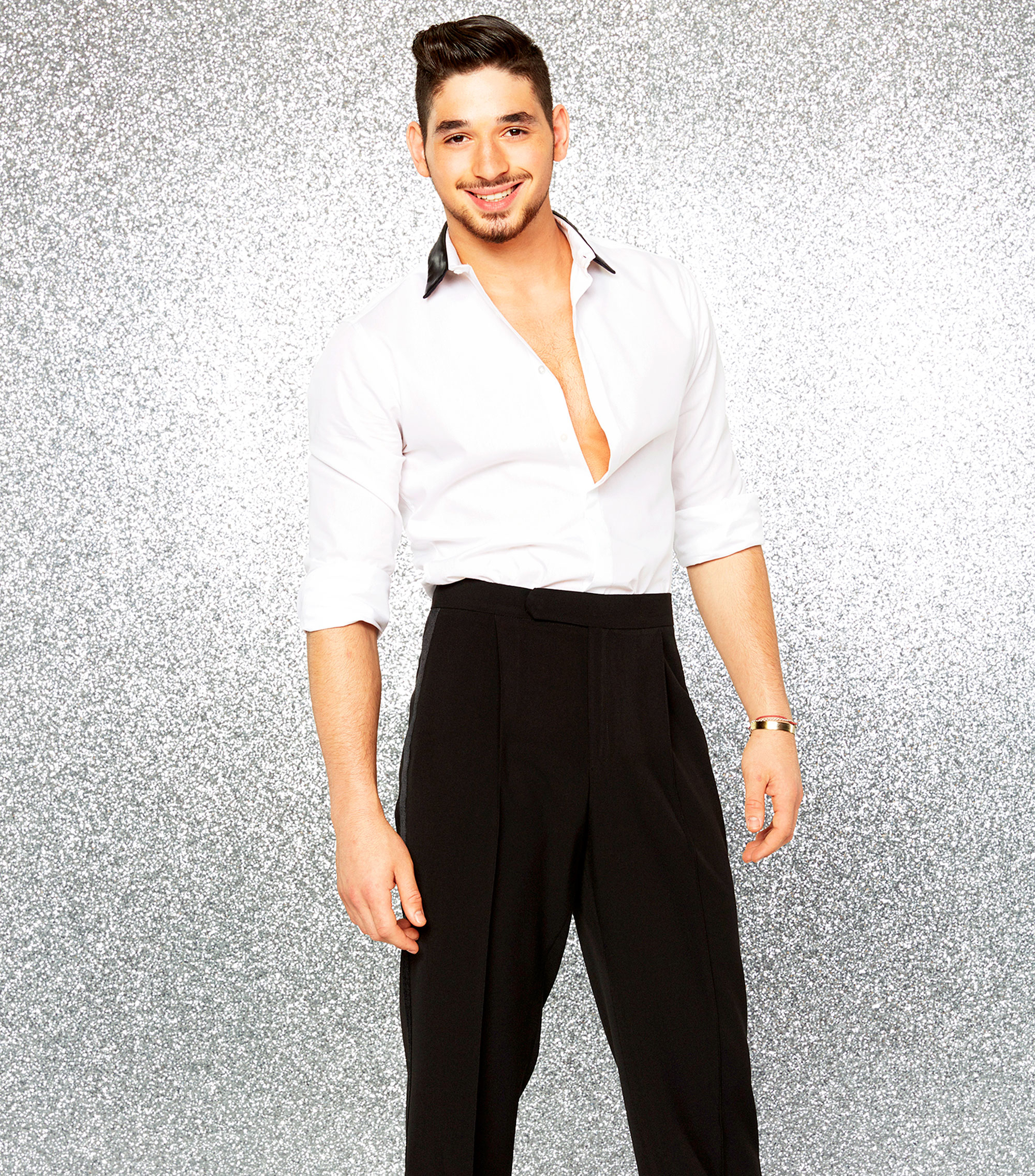 dwts alan in a relationship