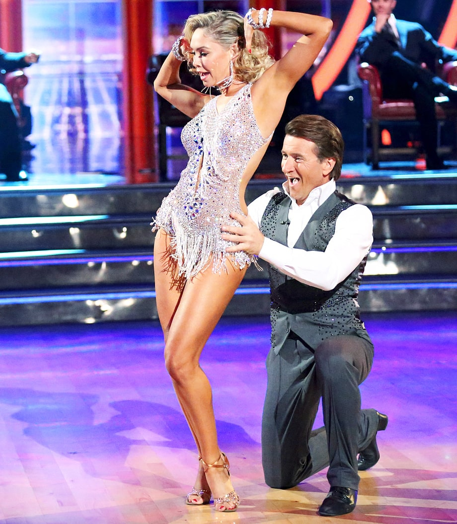 Kim Dancing With The Stars: 'Dancing With The Stars' Pro Kym Johnson Hints At Wedding
