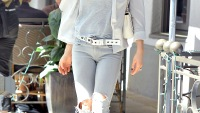 Kristin Cavallari Has Lunch at Doma in Beverly Hills on March 24, 2015