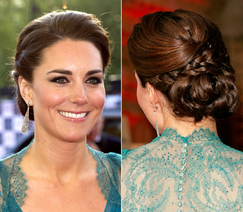 Kate Middletons All Time Best Hairstyles