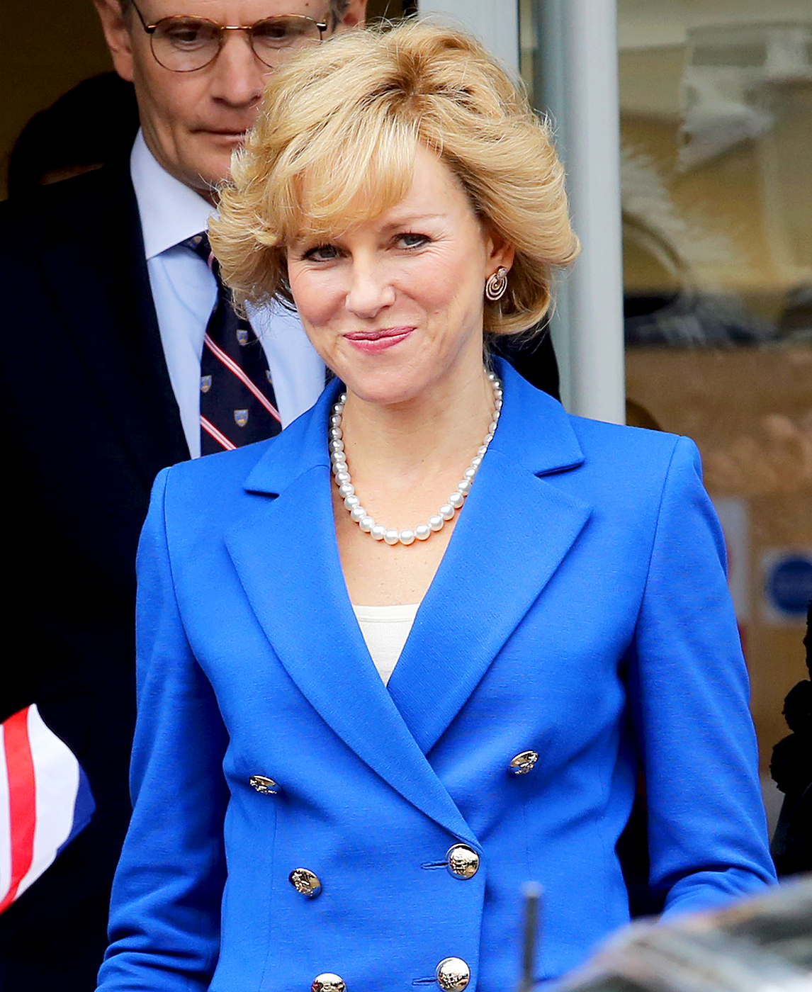 Watts played the late Princess Diana in a 2013 biopic, Diana , and the resemblance to Prince William and Harry 's mother was uncanny.