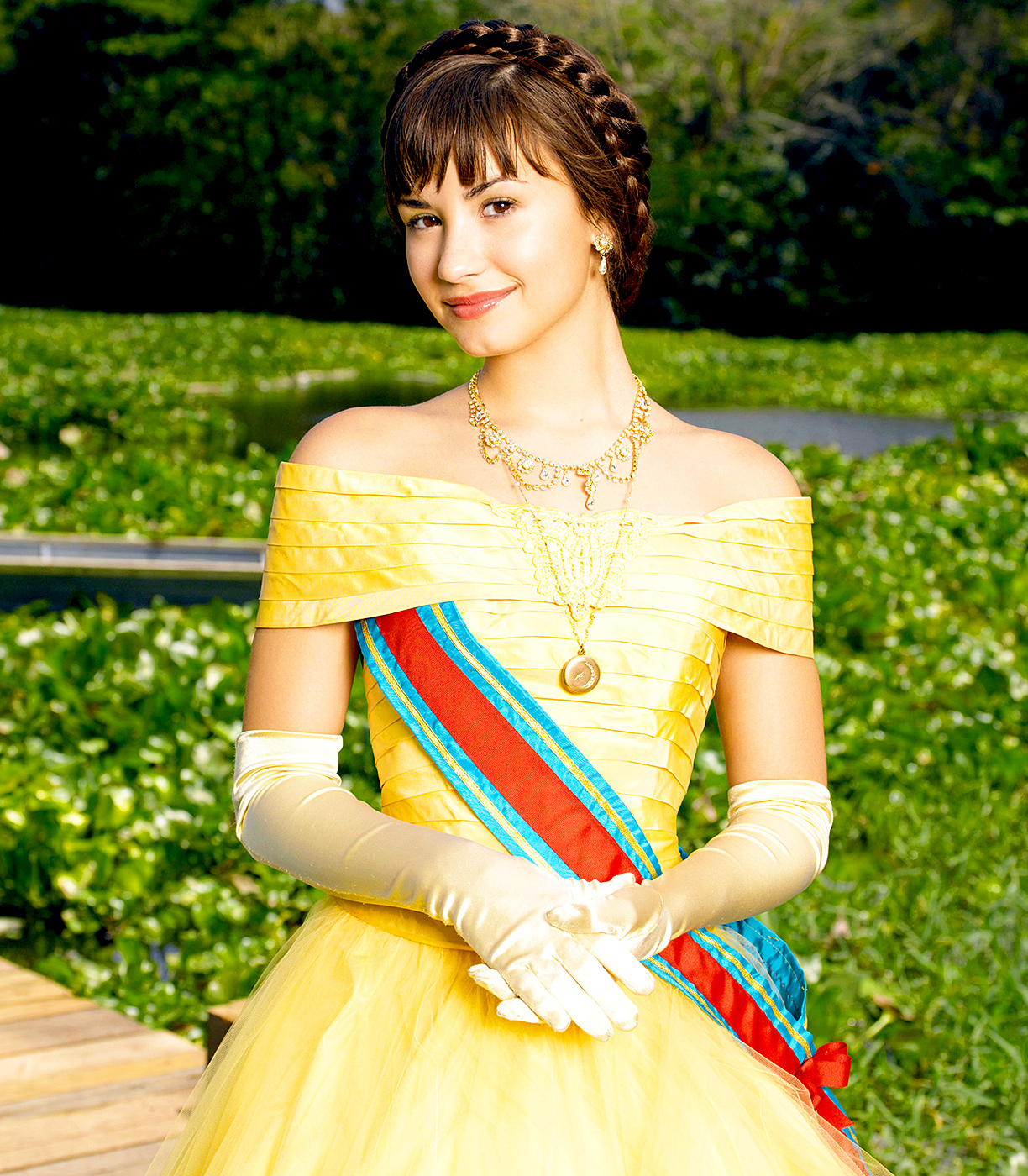 Lovato starred alongside her former BFF Gomez in 2009's Princess Protection Program, and the combo proved to be pure movie magic: Nearly 8.5 million viewers tuned in to see the Disney Channel original movie's premiere.