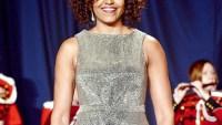 Michelle Obama at the White House Correspondent's Association Gala