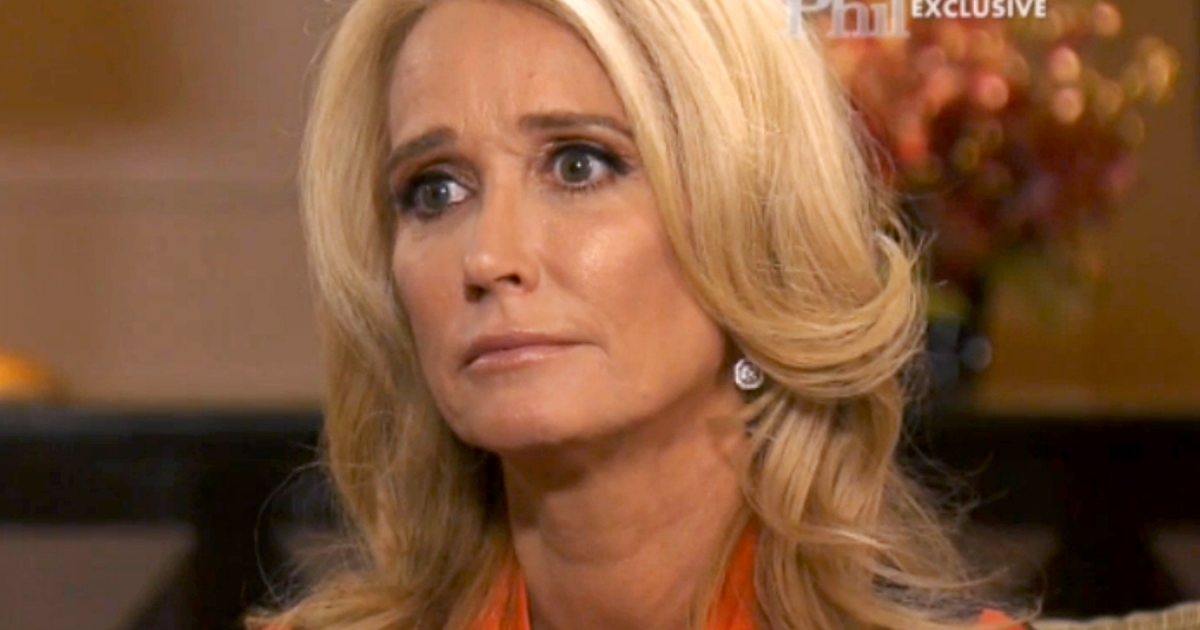 Kim Richards Talks Drug Use Kyle During Dr Phil Intervention