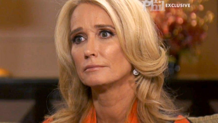 Kim Richards Admits to Drug Abuse