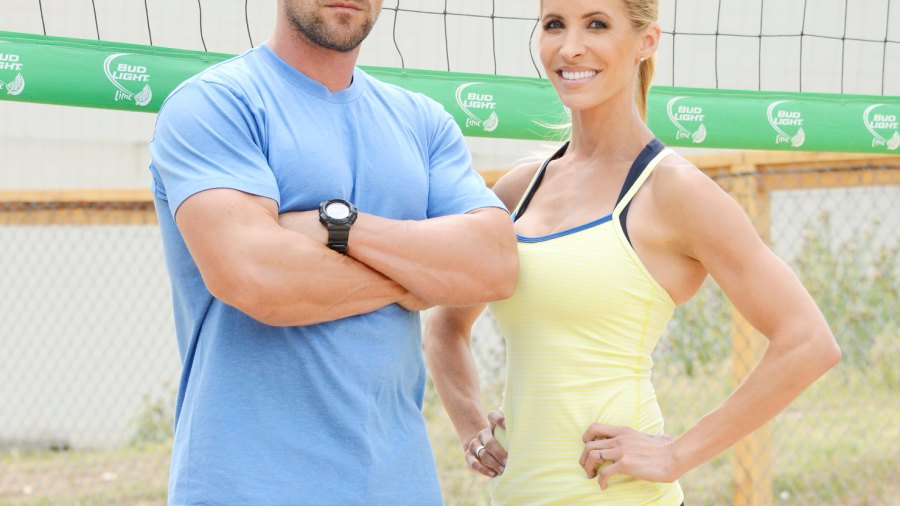 Extreme Weight Loss trainers Chris and Heidi Powell