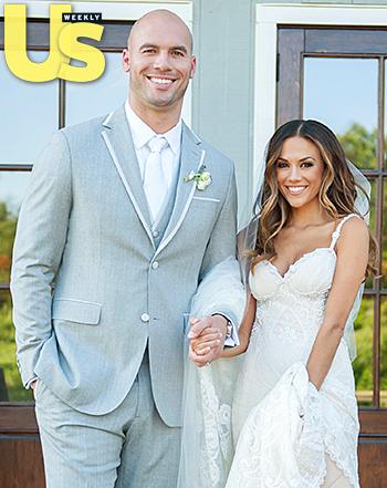 Jana kramer marries michael caussin inside their nuptials watch junglespirit Choice Image