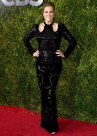 Rita Wilson at the 2015 Tony Awards