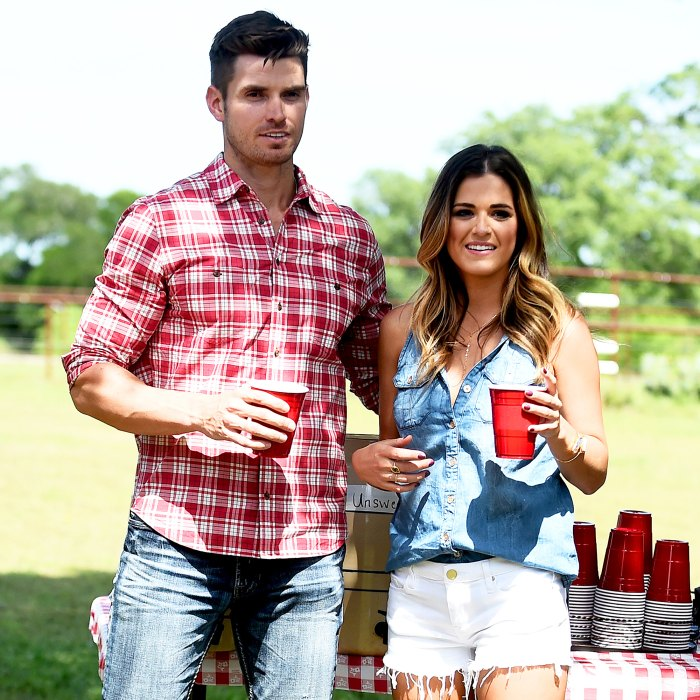 Luke Pell and JoJo Fletcher