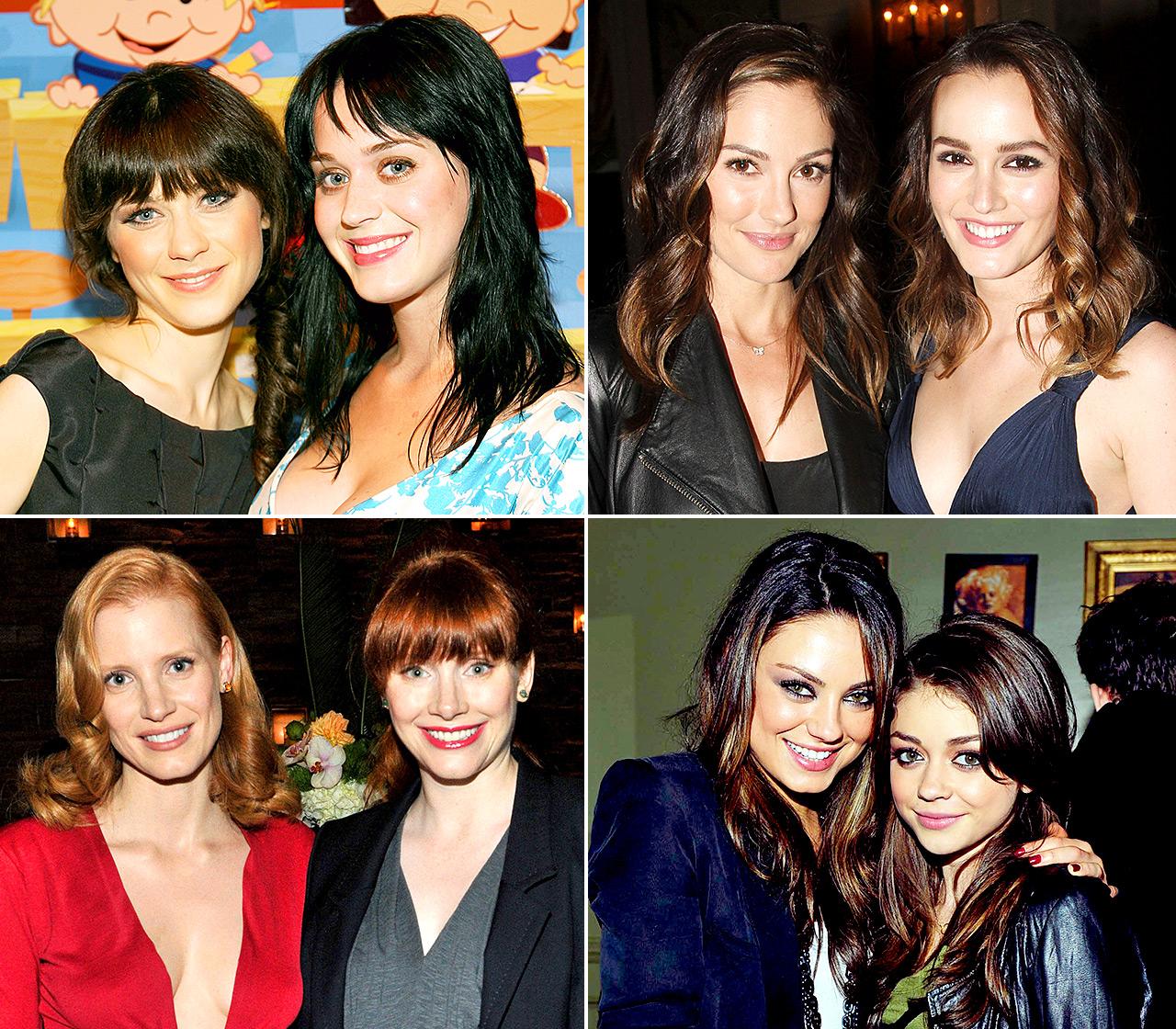 Celebrity Look Alike Party