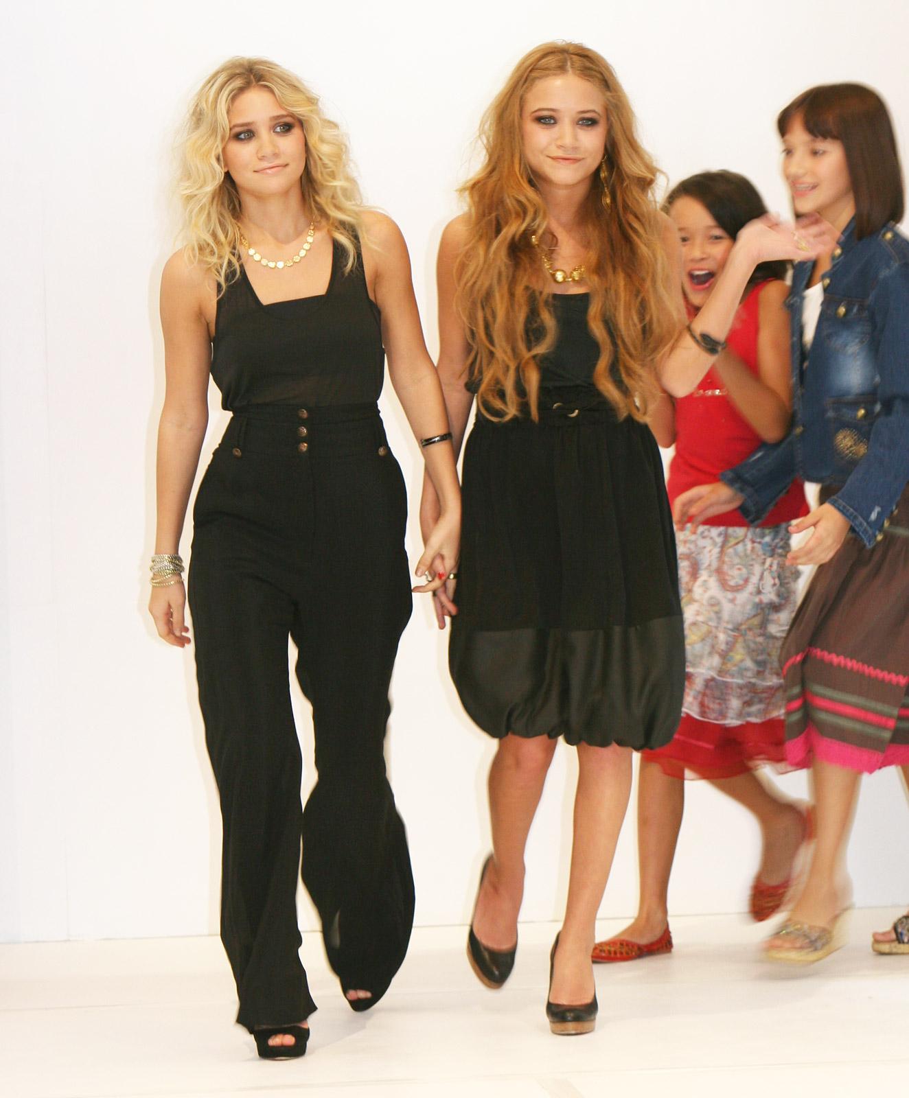 Olsen twin fashion line 89