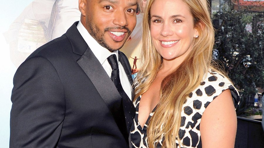 Donald Faison Named Daughter Wilder Because Sam Aaron Taylor Johnson