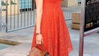 """Rachael Leigh Cook attends the premiere of """"MAX"""" on June 23, 2015."""