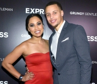 Stephen Curry, wife Ayesha